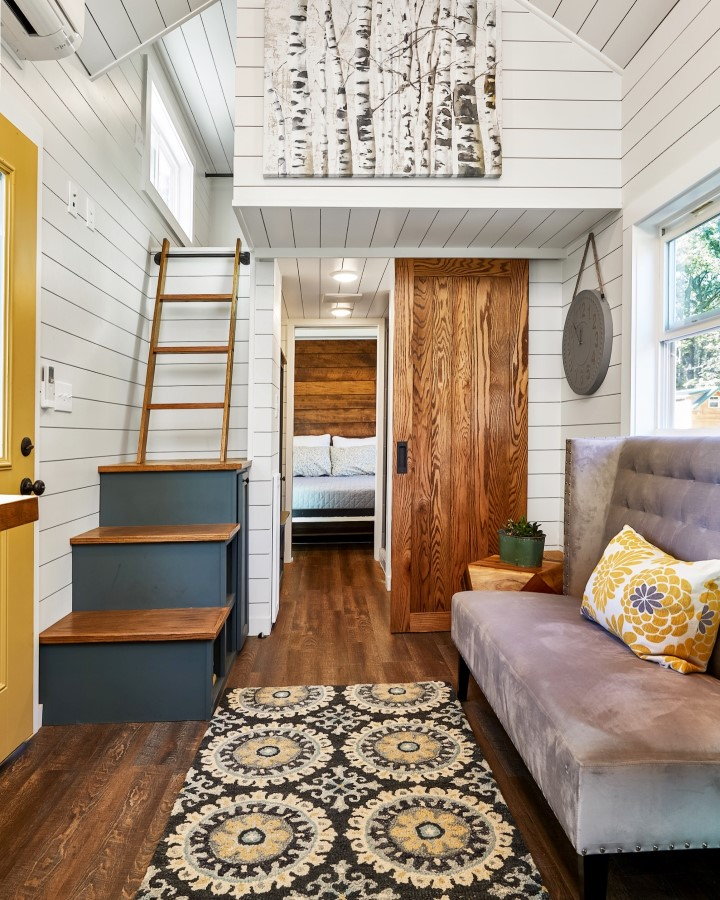 The Cypress Tiny House From Mustard Seed Mustard Seed
