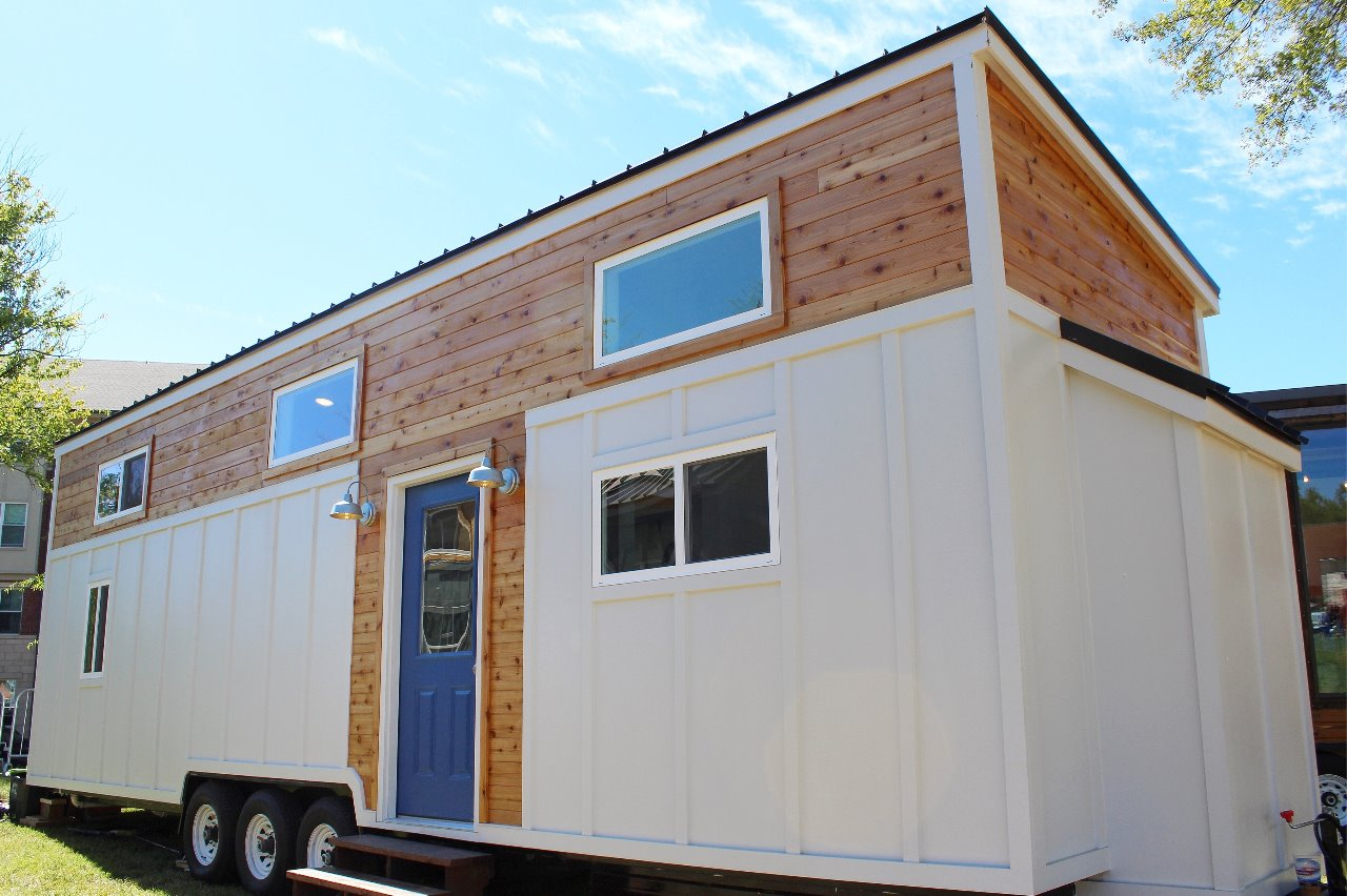 Tiny House EVEREST from Mustard Seed Tiny Homes