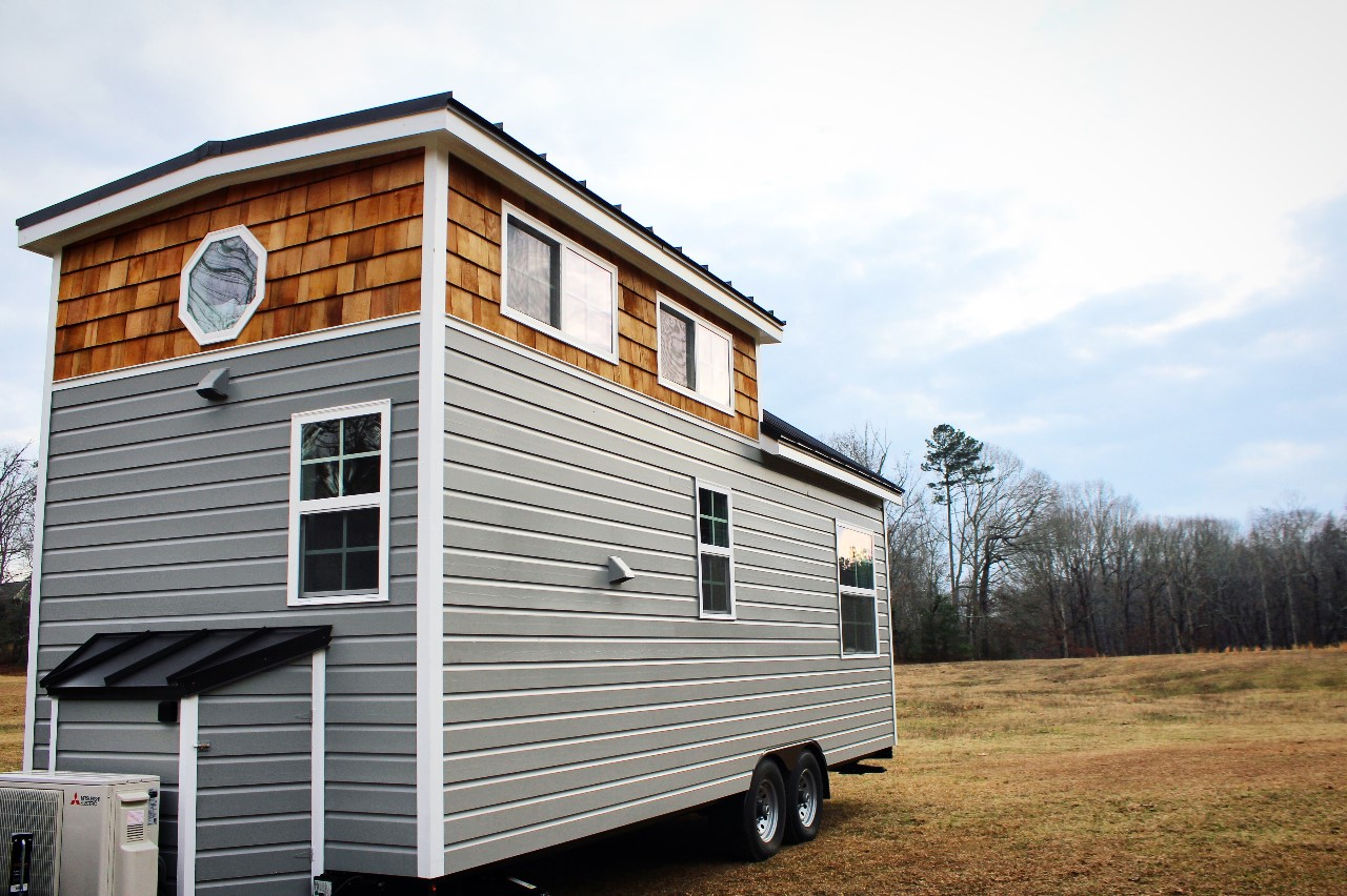 The Sprout from Mustard Seed Tiny Home