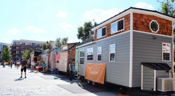 Mustard Seed Tiny Homes Show