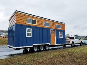Tiny Home Mobility