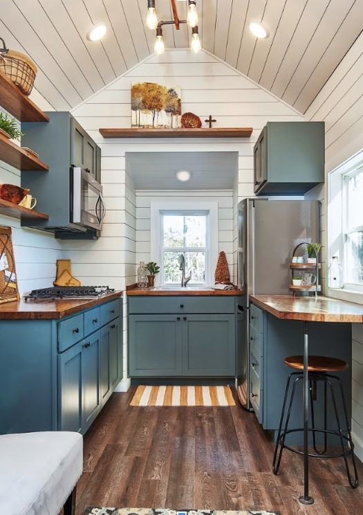 Home at Mustard Seed Tiny Homes
