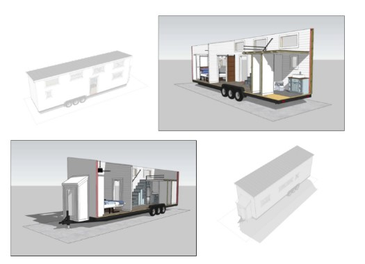 Tiny House Design at Mustard Seed Tiny Homes