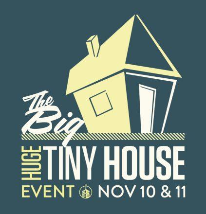 Ponce City Market Big Huge Tiny House event