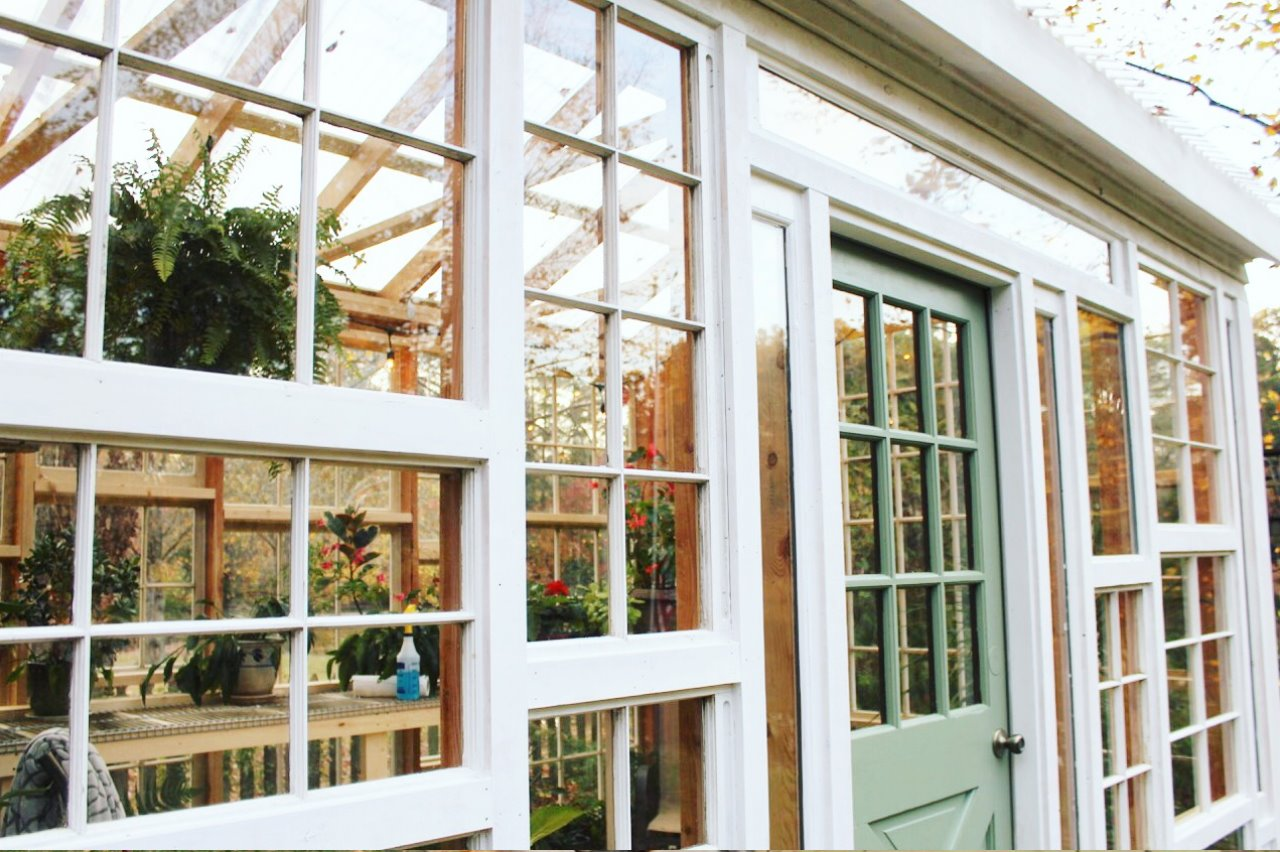 The Greenhouse by Mustard Seed Tiny Homes