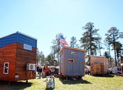 Community Tiny Homes
