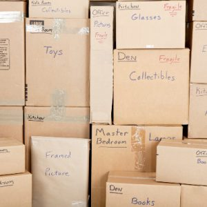 box clutter goes away with tiny living from Mustard Seed