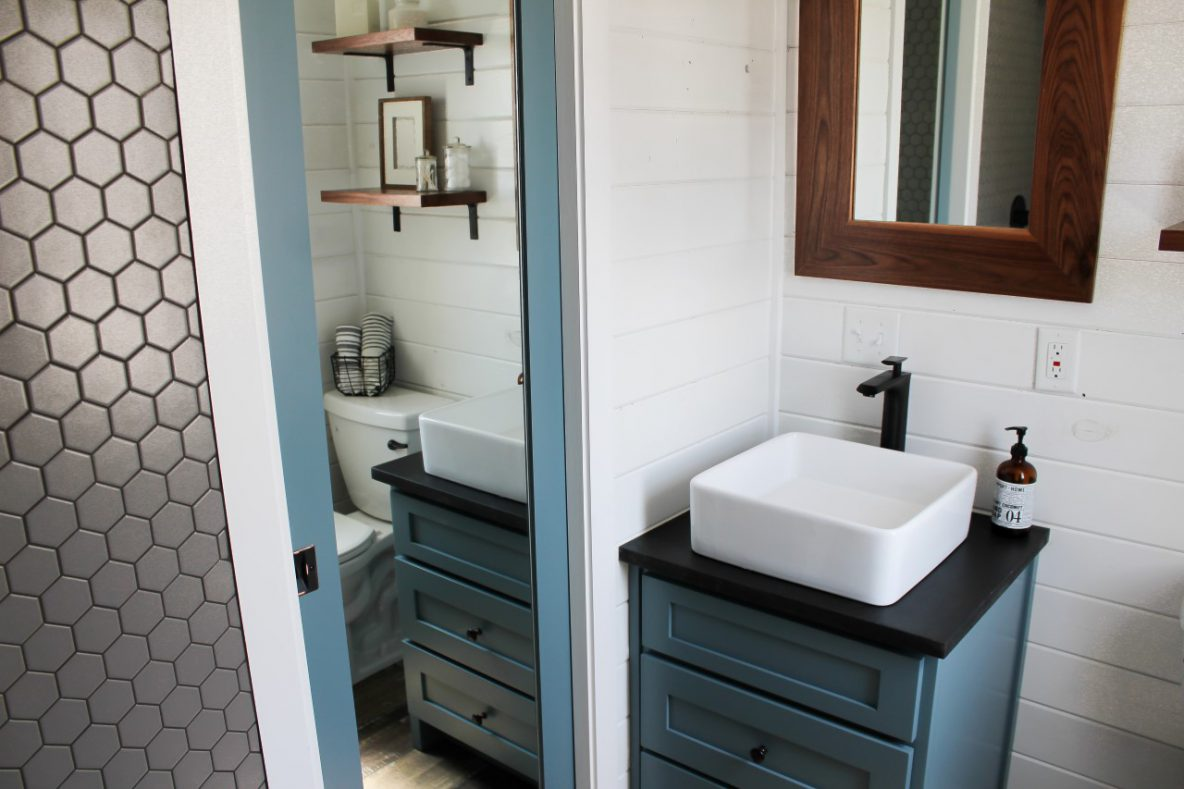 The Harvest Park Model or Modular Tiny House - Mustard Seed Tiny Homes
