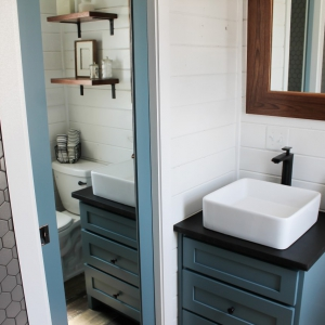The Zion Park Model Tiny House - Mustard Seed Tiny Homes Edition