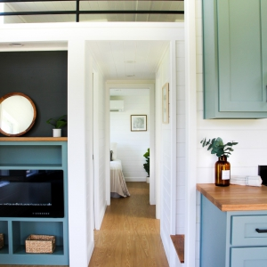 The Jackson Park Model Tiny House – Mustard Seed Edition