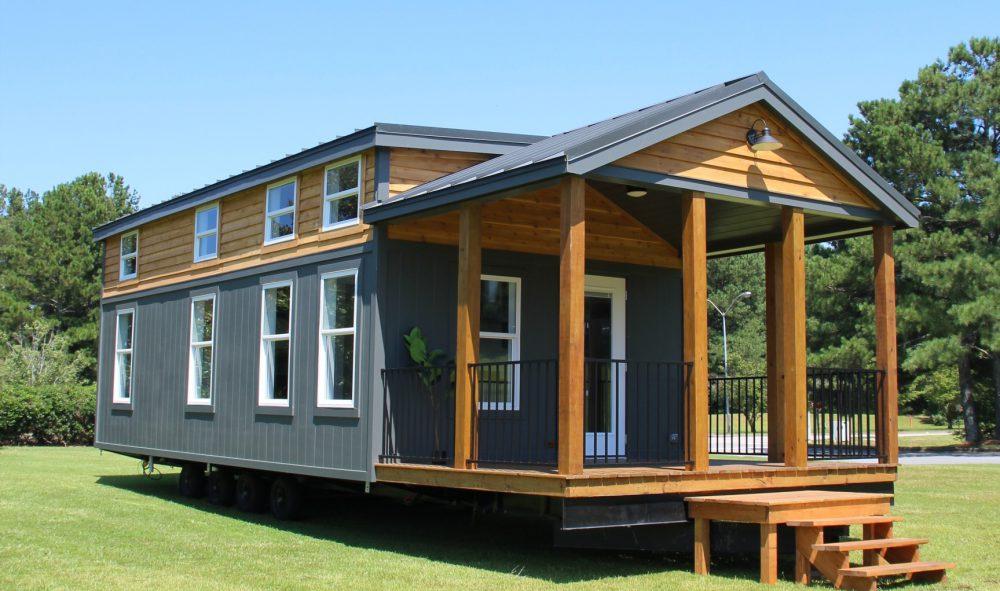 The Jackson Park Model Tiny House - Mustard Seed Edition