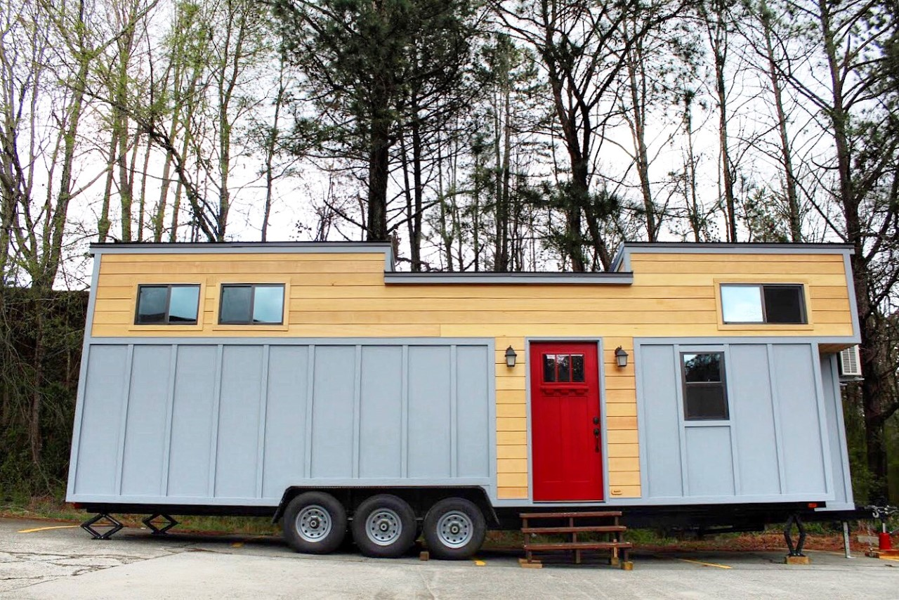 Tiny House Juniper from Mustard Seed Tiny Homes