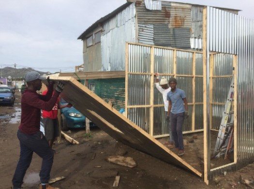 Ithemba Woods at Mustard Seed Tiny Homes